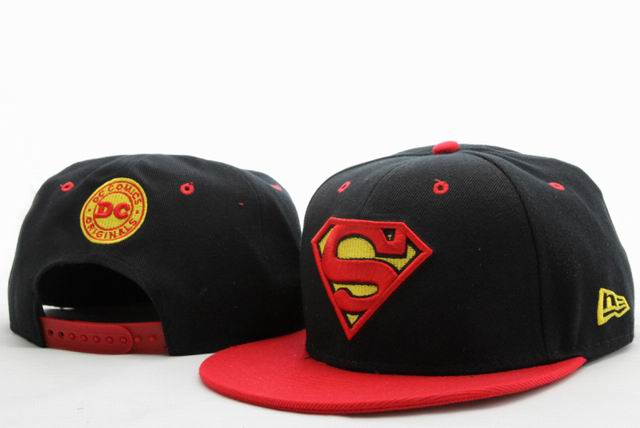 Super Man Snapback Hat 08